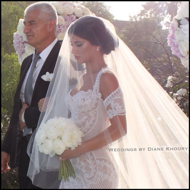 Wedding Hairstyle Down With Veil: One Word .... WOW !!! We Just Got Sent This Stunning Photo