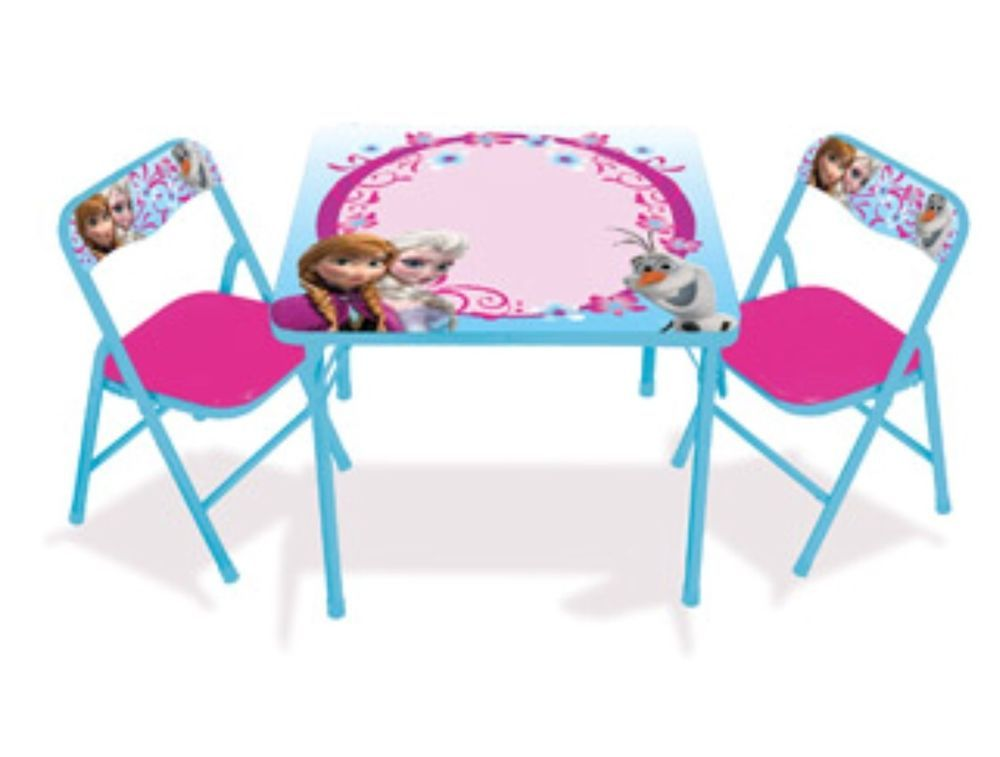 Kids Folding Table And Chairs Set Amp Pictures Gallery Of