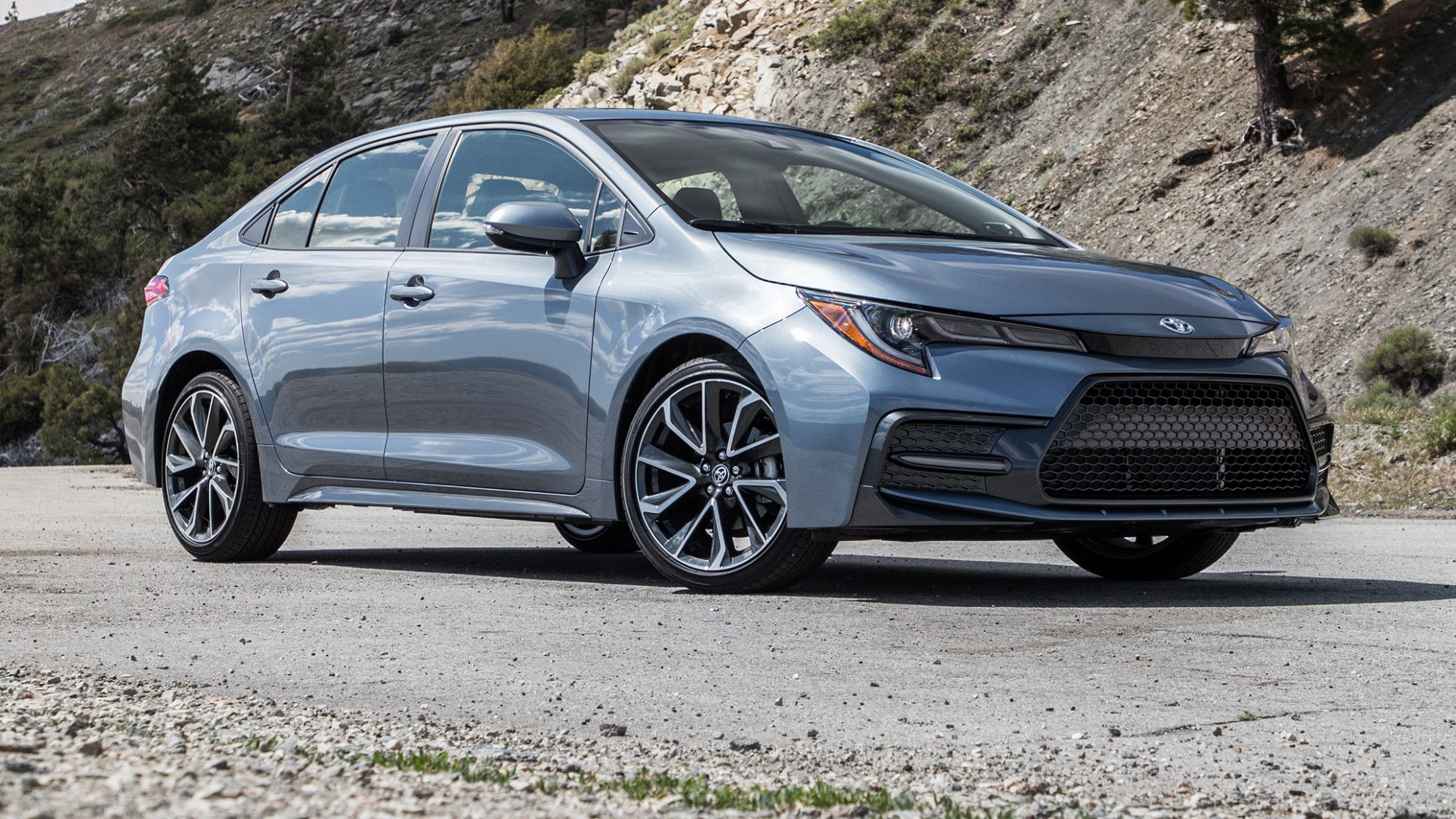 11 Wallpaper Toyota Xse Corolla 2020 From Car And Driverthis Adventure Originally Appeared In The May 2020 Affair Of Car And Driv In 2020 Toyota Corolla Toyota Corolla