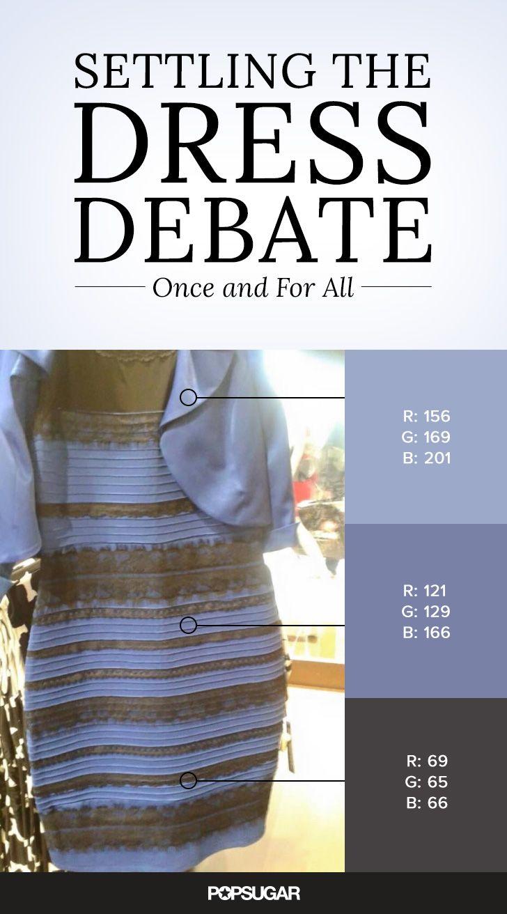 The dress explanation - The Dress Explanation 30