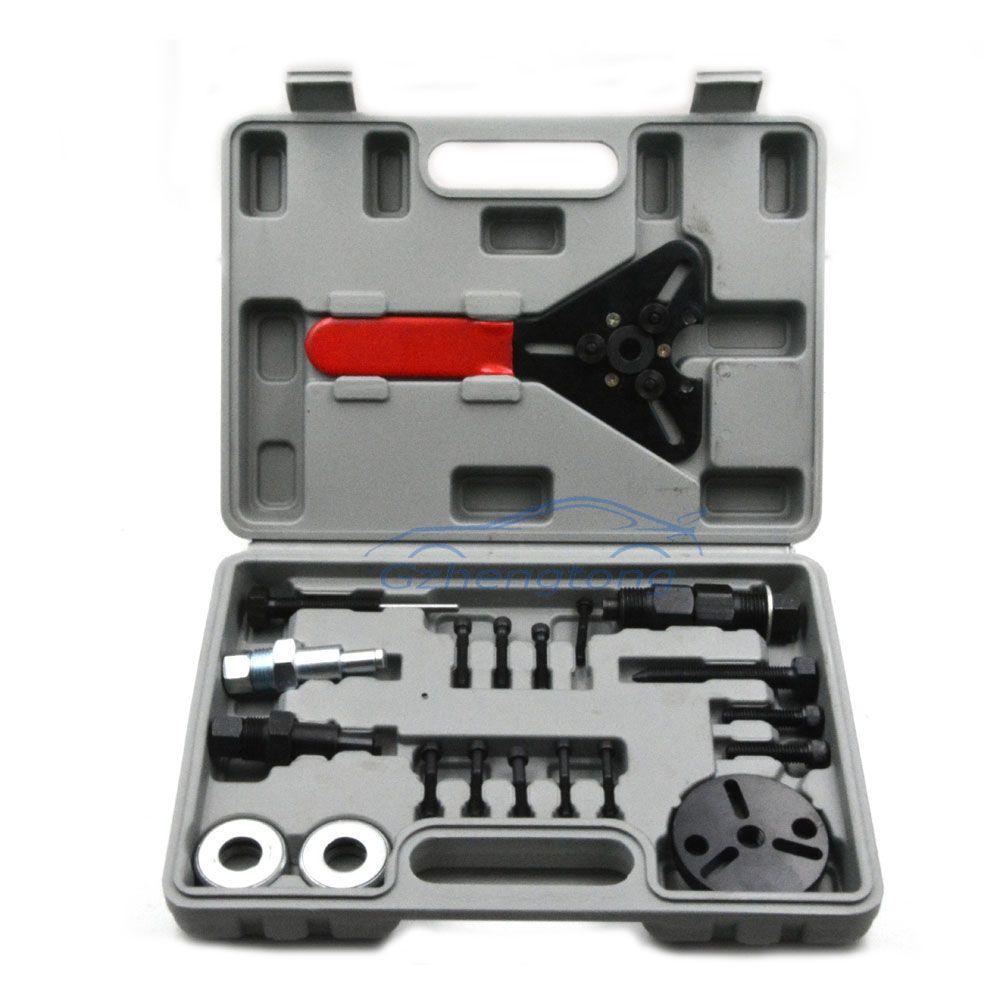 Auto ac compressor clutch hub puller compressor clutch