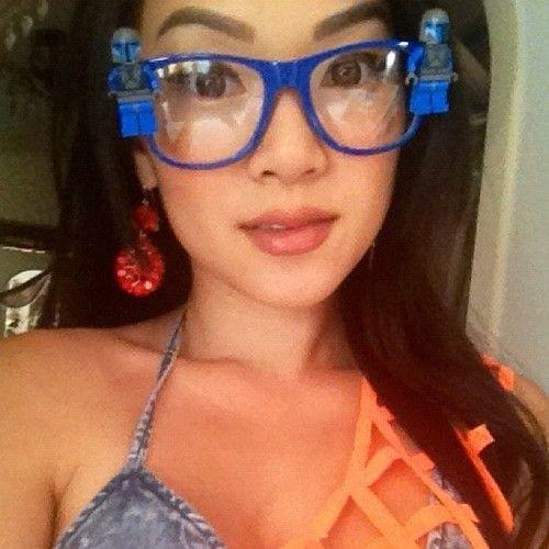 Star Wars Geek Glasses