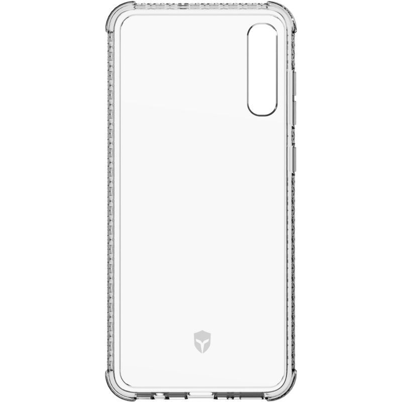 Force Case Samsung A70 Antichoc transparent Accessoire smartphone  | Boulanger