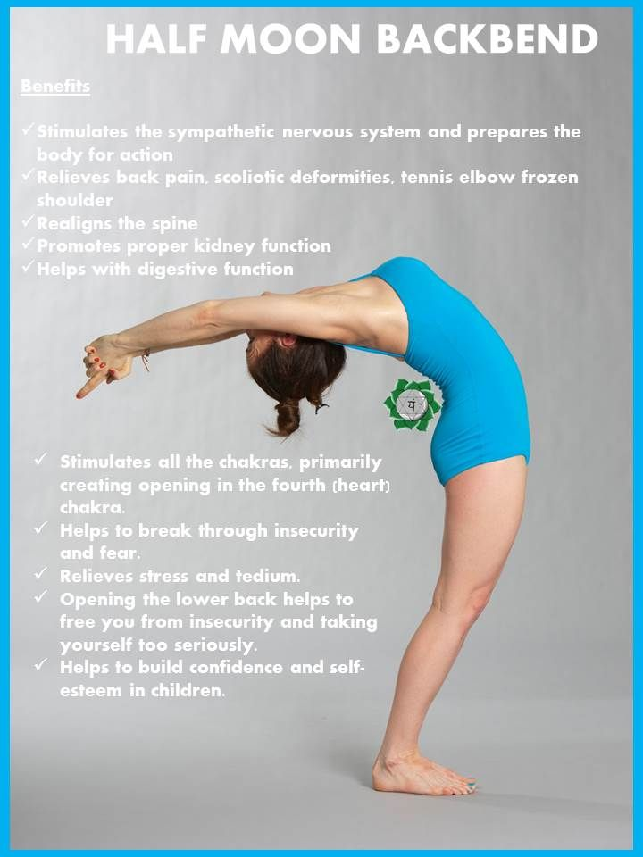 Half Moon Backbend Bikram Yoga Bikram Yoga Benefits Bikram