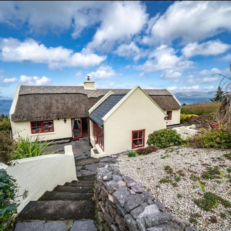 Traumhaus Irland Unerreichbar Sehnsucht Heimweh Selbstversorger Selbstversorgergarten Wunsch Herzensangelegen Traumhaus Selbstversorger Garten Heimweh