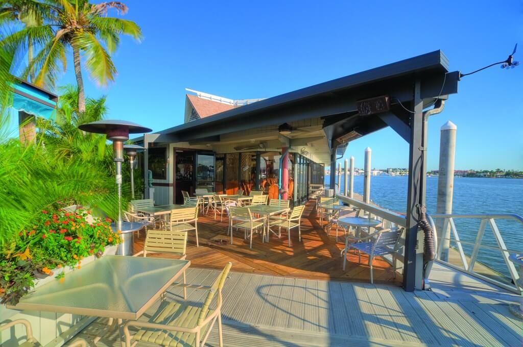 Boathouse Restaurant Best Waterfront Dining In Naples