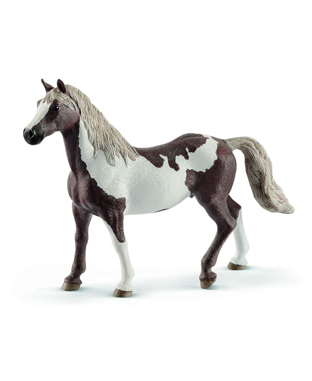 Schleich Horse Club Paint Horse Gelding Toy Animal Figure Reviews Home Macy S Animal Figures Horse Painting Horses