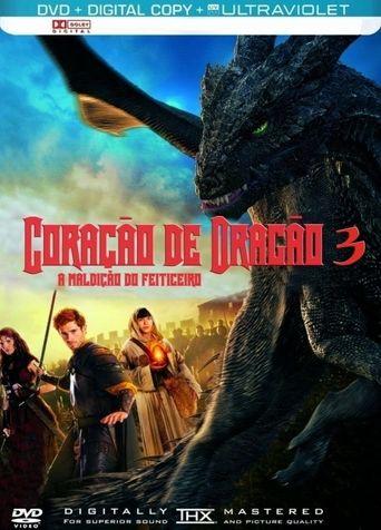 Assistir Coração de Dragão 3 A Maldição do Feiticeiro online Dublado e Legendado no Cine HD