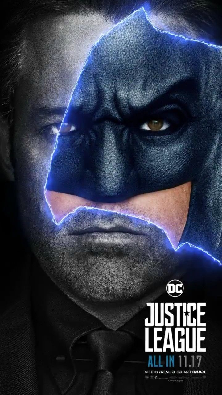 Pin Oleh Artzie Haul Di Worlds Of Dc The Cinematic Universe Justice League Ben Affleck Batman