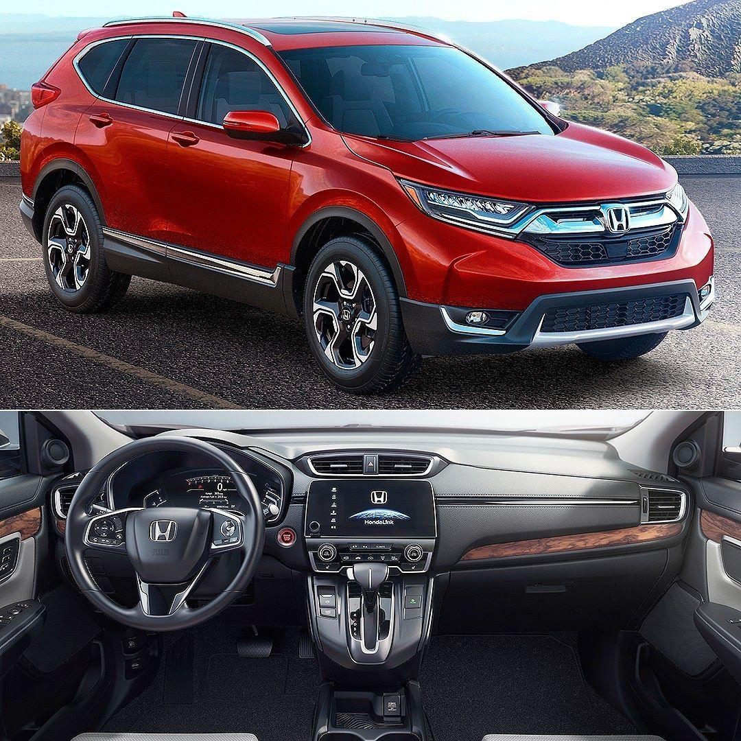 Honda CRV 2017 Outros ângulos daquinta geração do SUV que