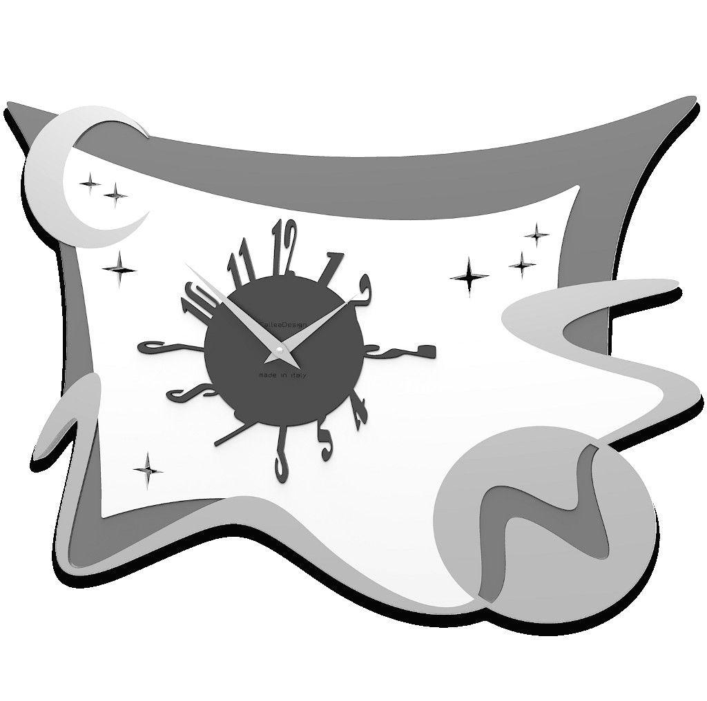 Orologi Per Cucina Orologio Da Parete Moderno LA BROCCA 16 ...
