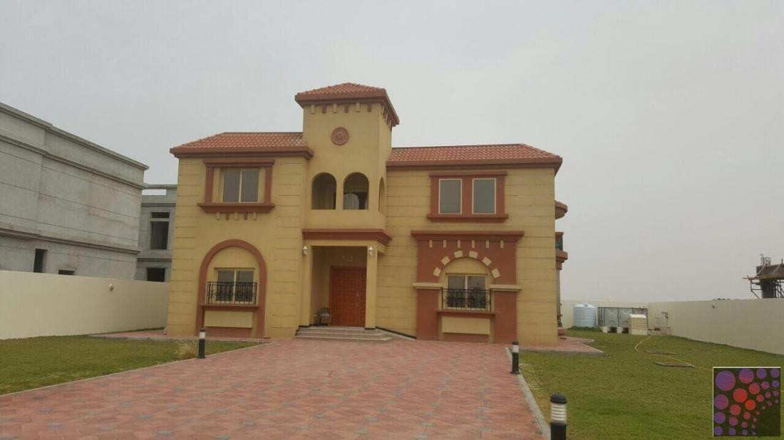 فيلا للايجار في منطقة النوف الشارقة Villa Renting A House Rent