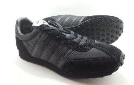Sepatu Sekolah Back To School Specs Type 104 B Black Harga Rp