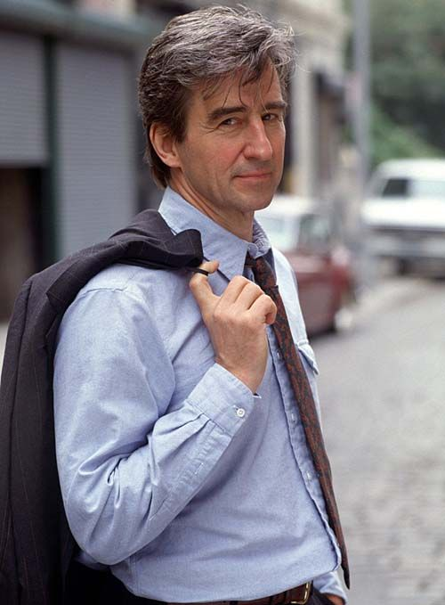 The One And Only Sam Waterston Law And Order Actors