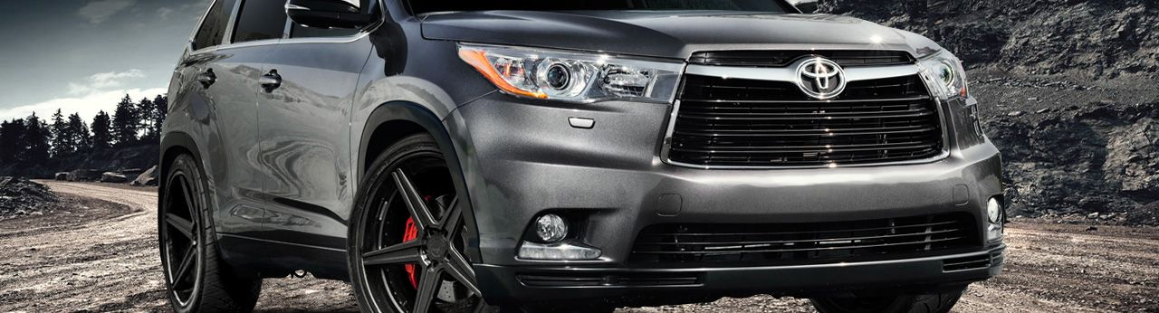2015 Toyota Highlander Accessories & Parts at