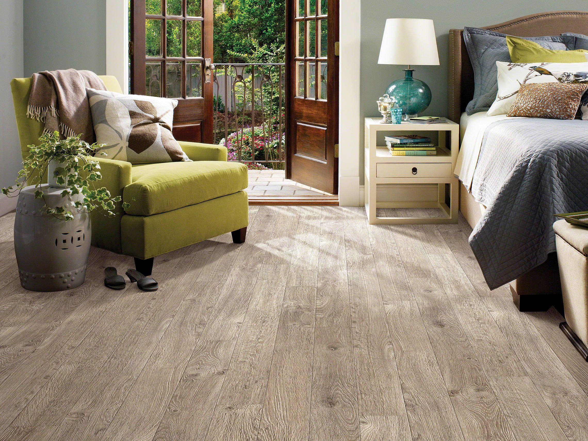 Parkside Limed Oak Oak laminate flooring, Vinyl plank