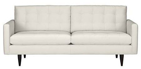 Slipcover For The Crate Barrel Petrie Sofa Couch Covers Sofa