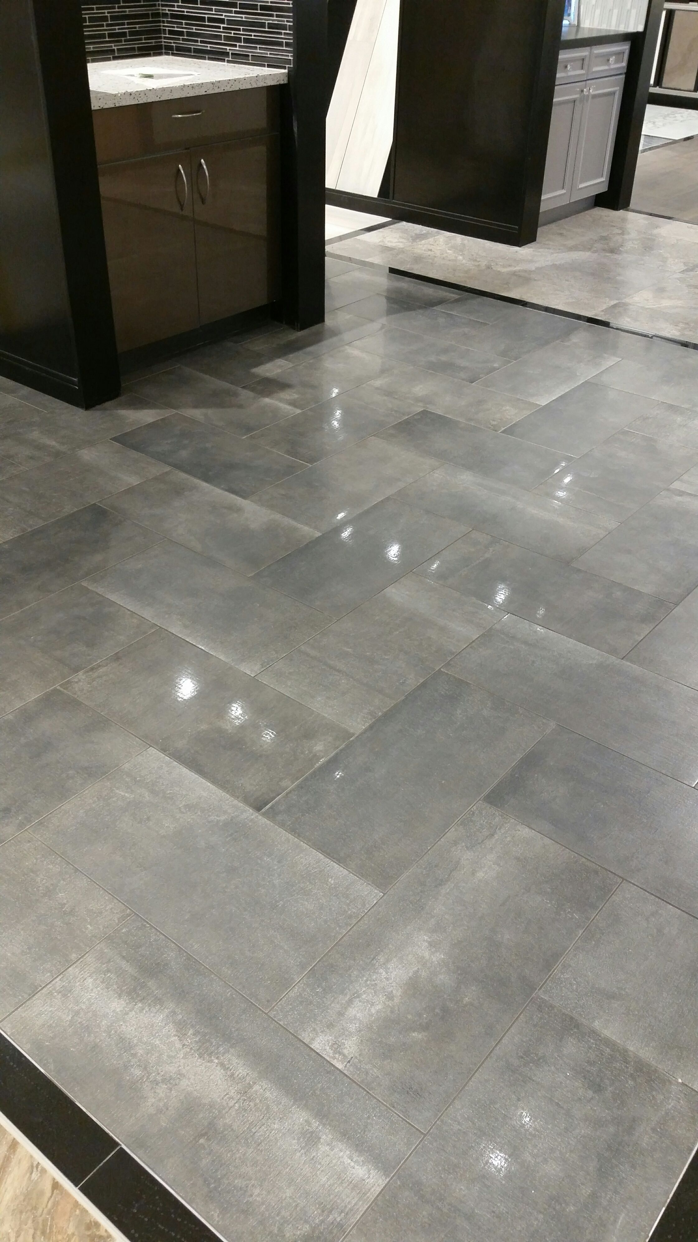 sav wood glazed porcelain tile | arizona tile | kitchen remodel