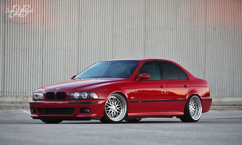 Keeping It Rial Fitted E39 M5 Professional Shots