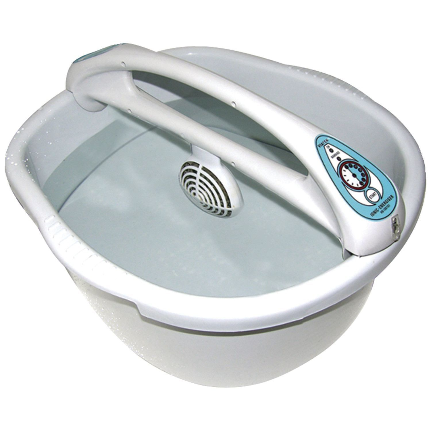 Viatek ionic energizer solo foot spa products viatek ionic energizer solo foot spa nvjuhfo Images