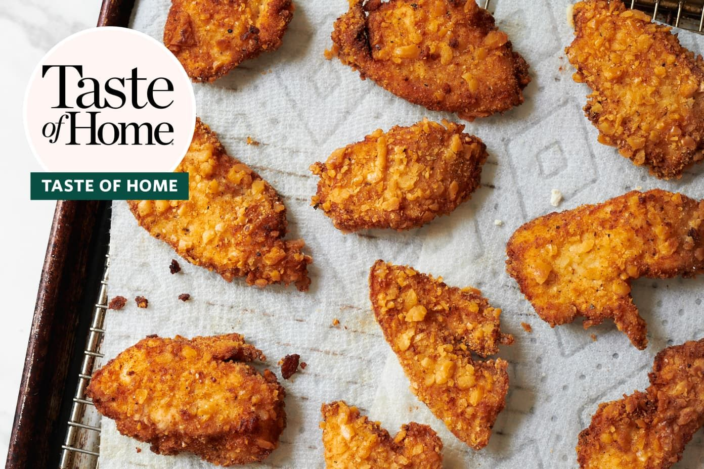 Are Crushed Saltines The Secret To Better Crispier Chicken Tenders I Tried It To Find Out In 2020 Crispy Chicken Tenders Fried Chicken Strips Cooking For Beginners