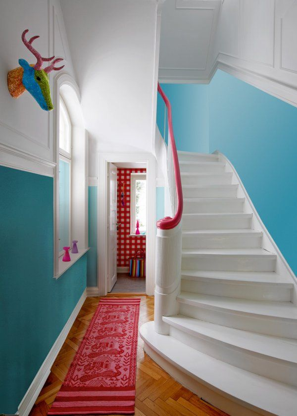 10 cages d\'escalier originales | Escaliers, La marche et Solution