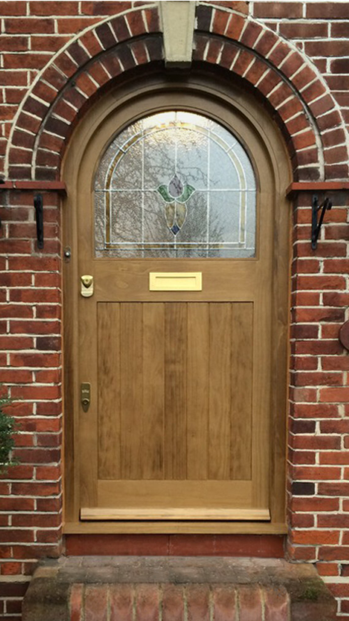 Banham security doors and door furniture provide effective front door security for London. Made with steel our high security doors keep homes safe. & Bespoke door with Banham Locks #Security #Door #lLcks http://www ...