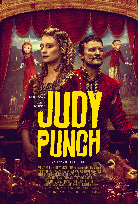 Judy & Punch (2019) in 2020 Mia wasikowska, Good movies