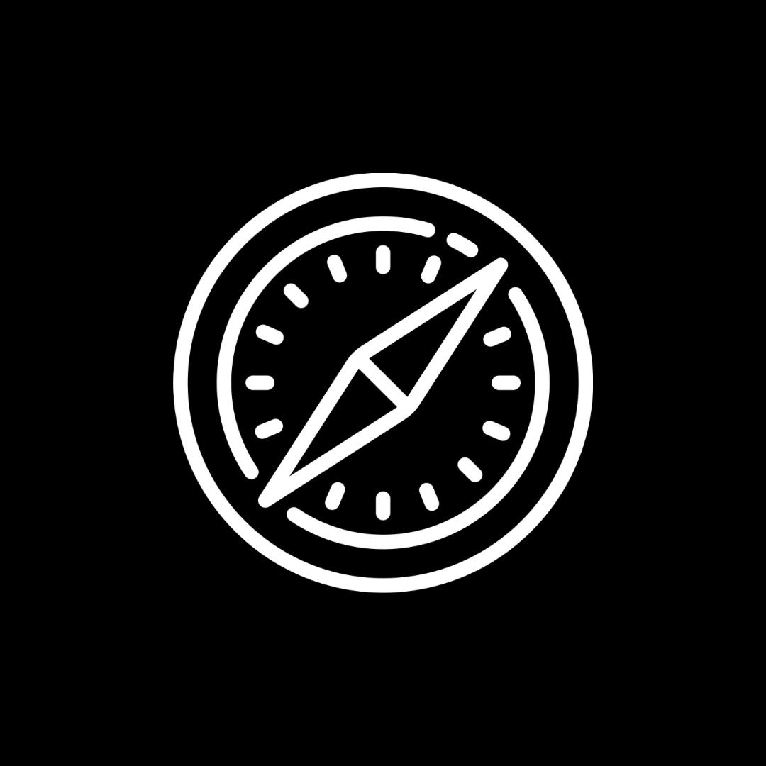Safari App Icon Iphone Icon Ios Icon