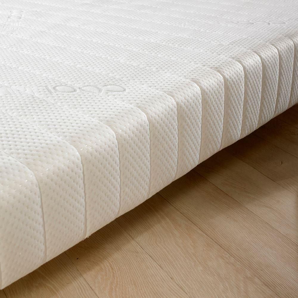 Touch 3 Zone Memory Foam Orthopaedic Rolled Mattress European