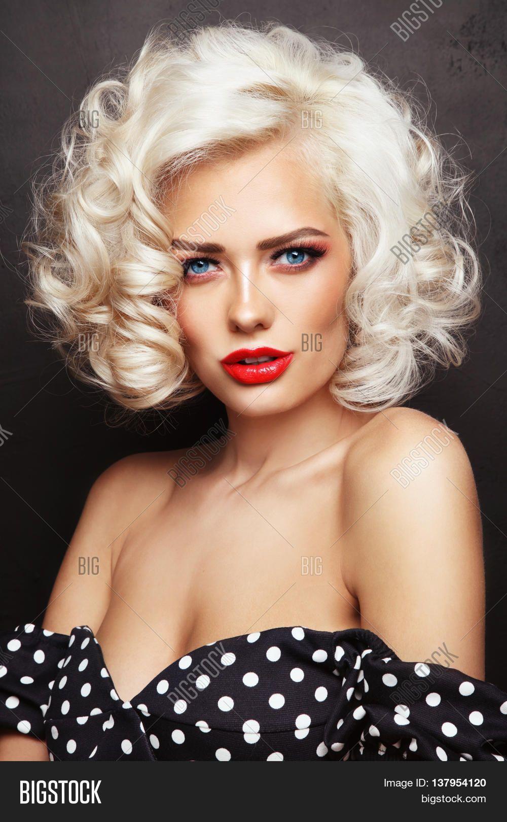 Image Result For Pin Up Blonde Hair Hair Long Hair