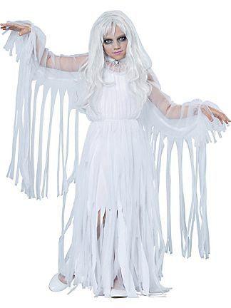 Nightmare nightgown dress white uniform
