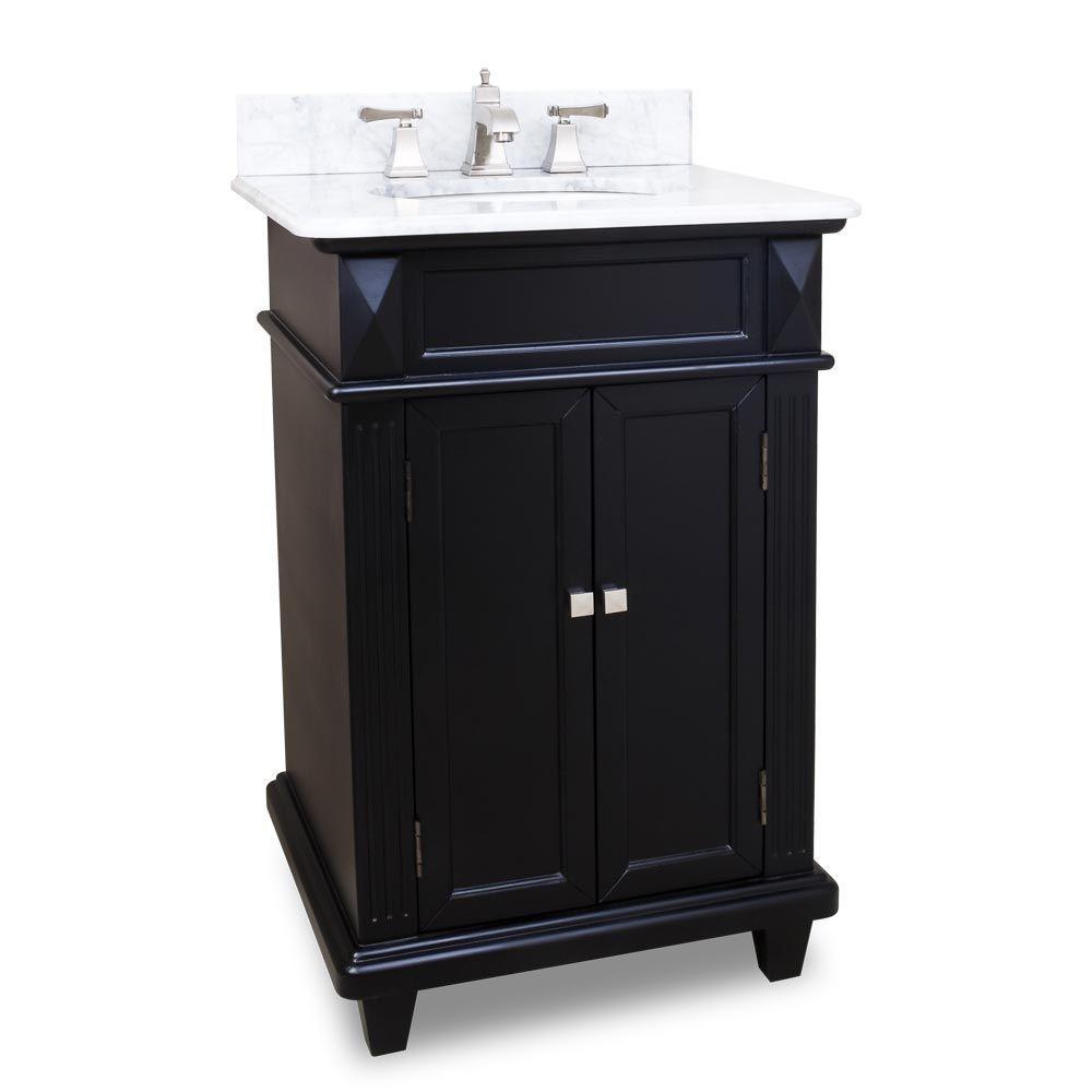 What Is The Standard Height Of A Bathroom Vanity 24 Inch Bathroom Vanity Bathroom Vanity Cabinets Black Vanity Bathroom
