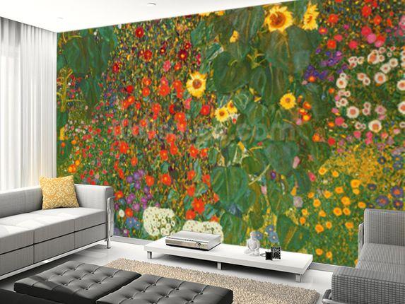 klimt wall murals gustav klimt wallpaper bedroom master wall rh pinterest com