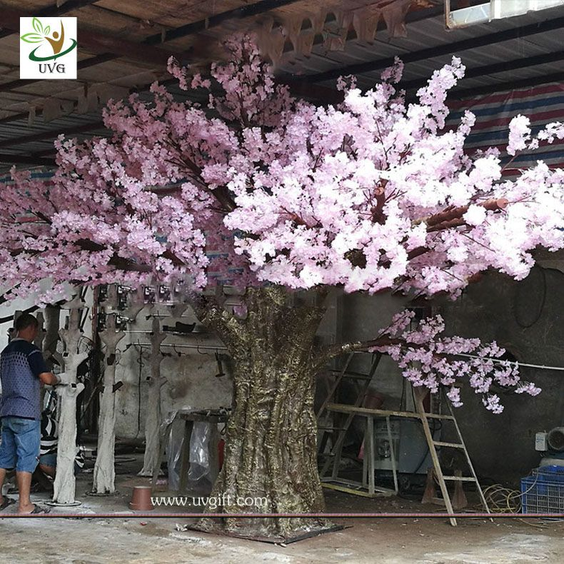 Uvg Event Decoration Materials Large Indoor Artificial Trees In Cherry Blossom Bouquets Chr16 Cherry Blossom Bouquet Artificial Cherry Blossom Tree Event Decor