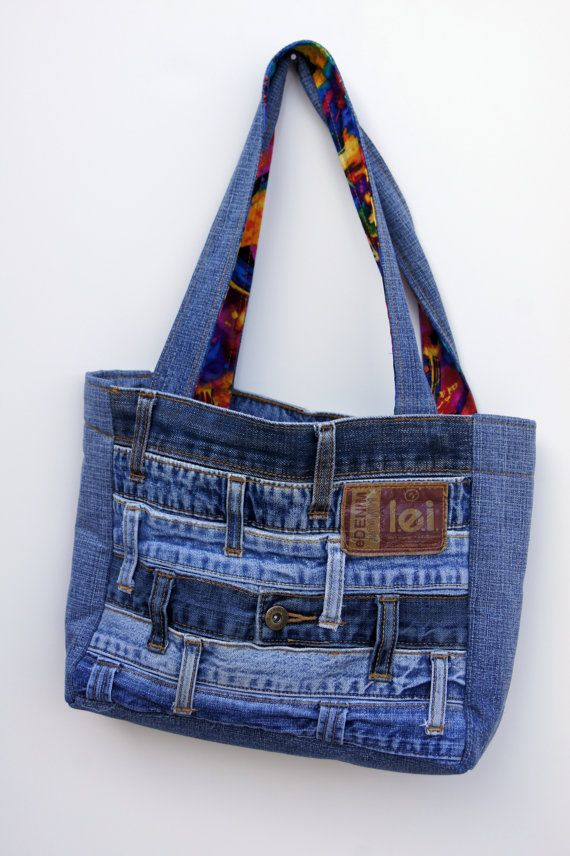Waistband Denim Purse  330109461f