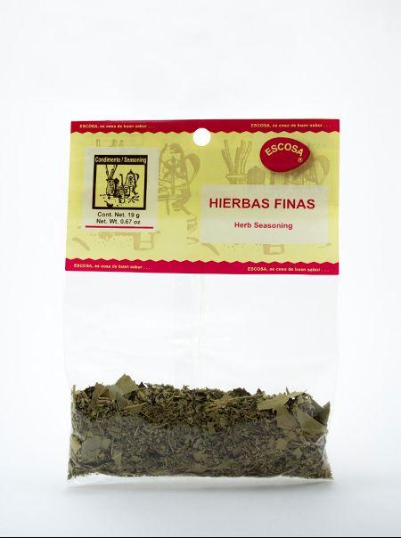 Hierbas Finas