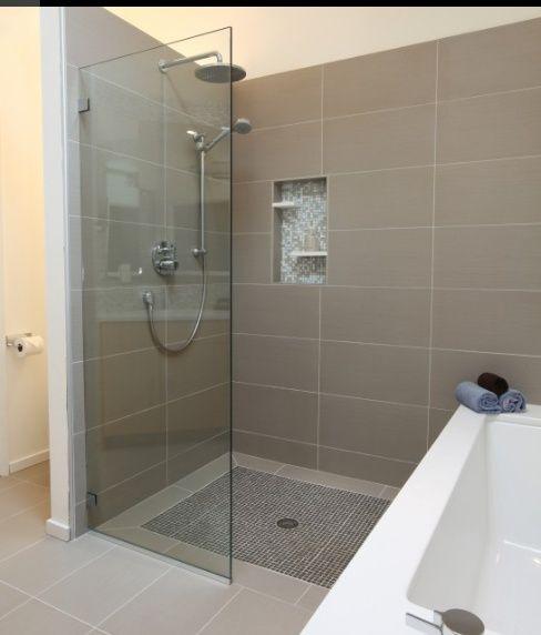 25 Best Adl Bathroom Ideas Images On Pinterest No Threshold Shower