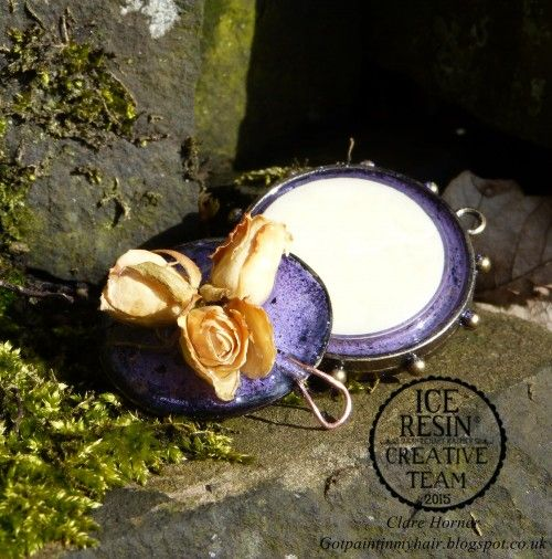 Clare shares a unique project -- a secret trinket box that has solid perfume inside! Click on the photo to check out the tutorial.