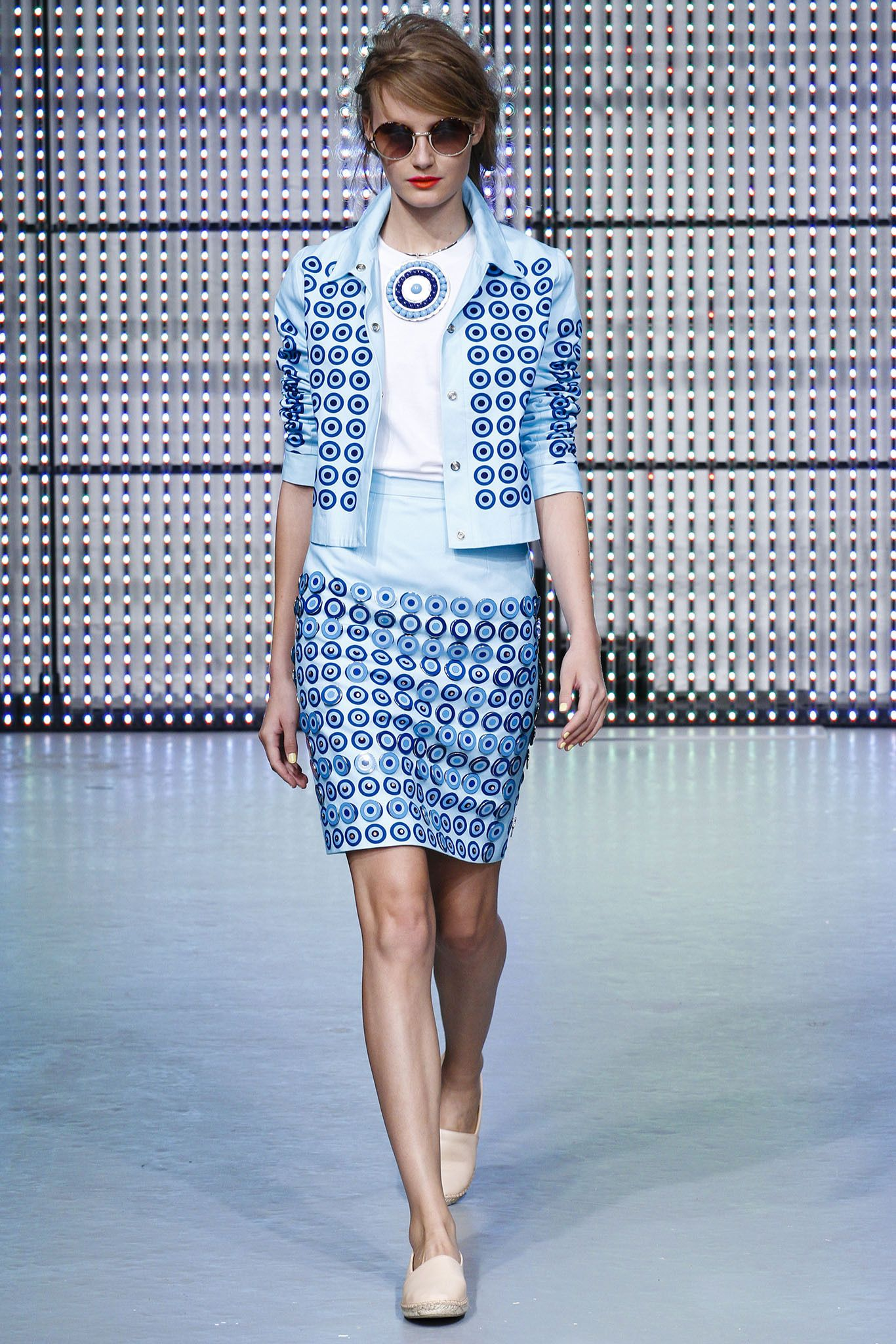 Holly Fulton Spring 4 Ready-to-Wear Collection Slideshow on
