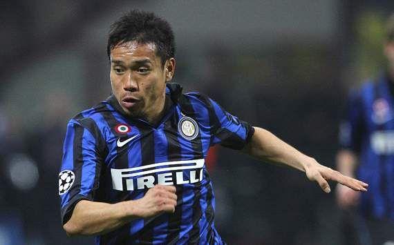 Inter's Yuto Nagatomo