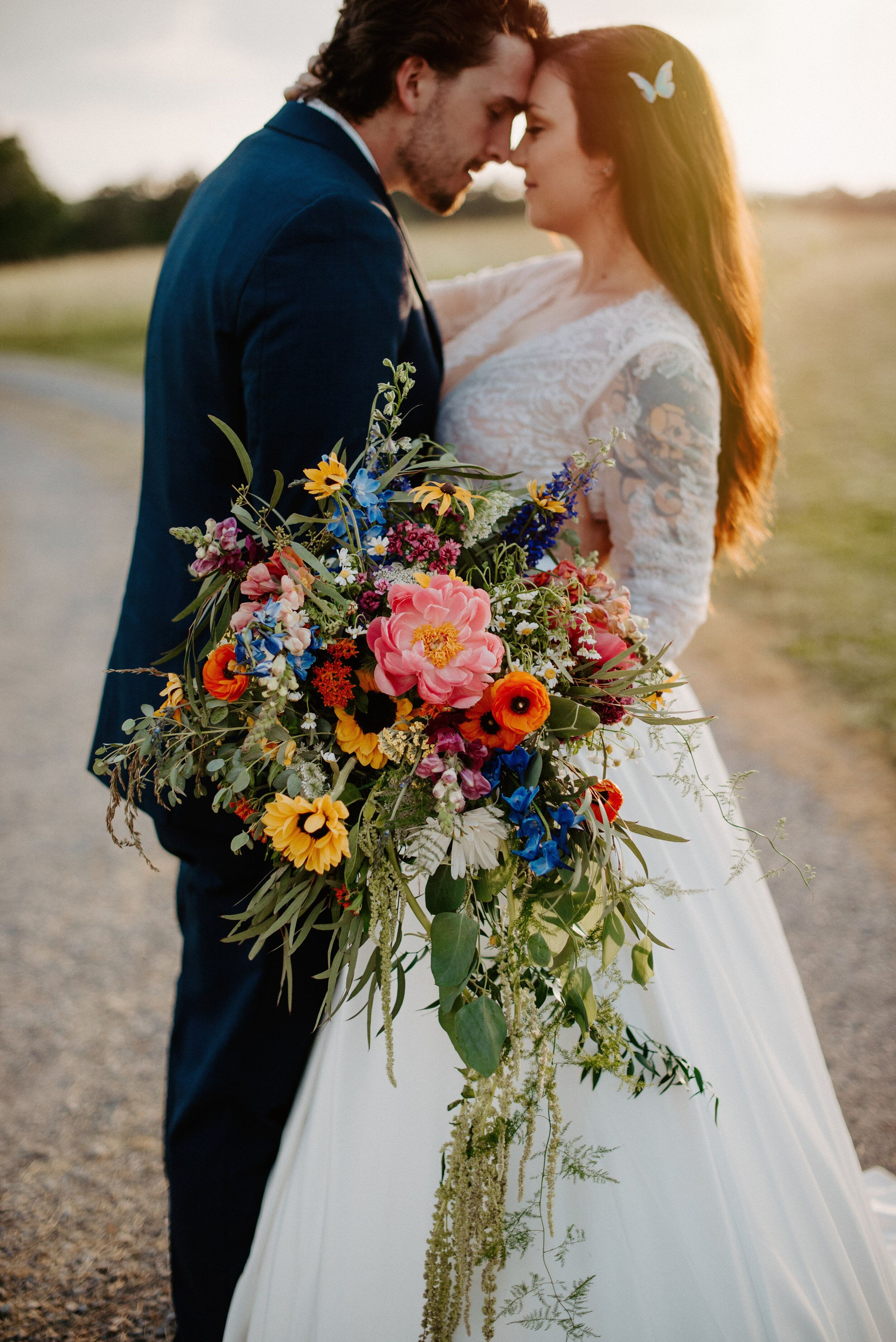 14 Fabulous Bridal Bouquets — Flowers by Tami