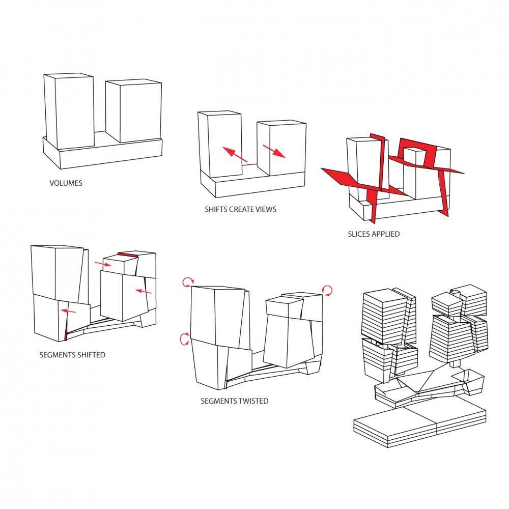 Guardian Towers / LAB Architecture Studio + ERGA Progress