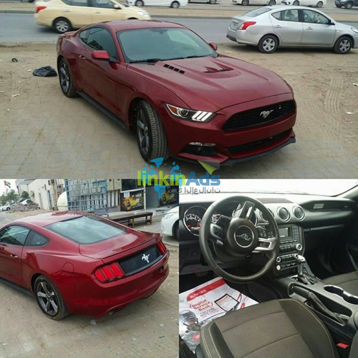 Ford Mustang 2016, Ford Mustang, Used Cars