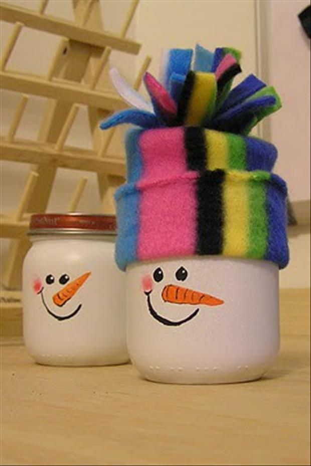 simple do it yourself christmas crafts 40 pics crafty pictures baby food jar crafts. Black Bedroom Furniture Sets. Home Design Ideas