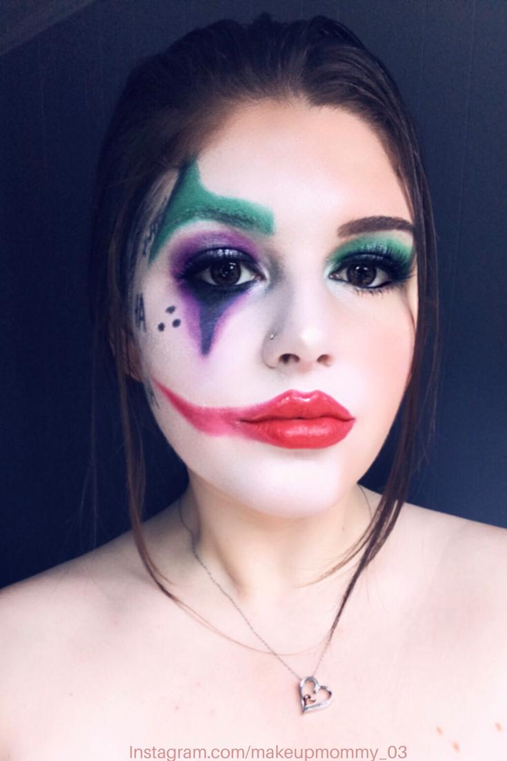 Joker Makeup Look Face Art Makeup Joker Makeup Makeup