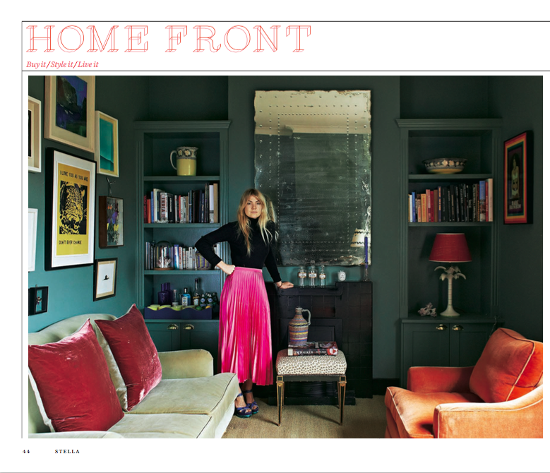 Home of matilda goad in sunday telegraph stella magazine july 17