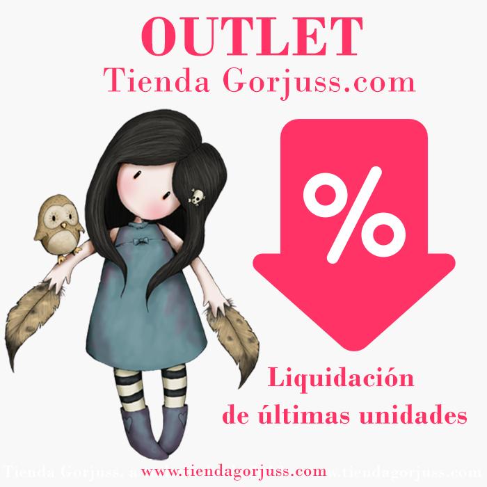 83f37987ce9 En nuestra Outlet de Tienda Gorjuss.com encontrarás bolsos, paraguas,  agendas, zapatillas