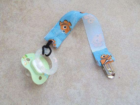 Nemo Ribbon Dummy Clip