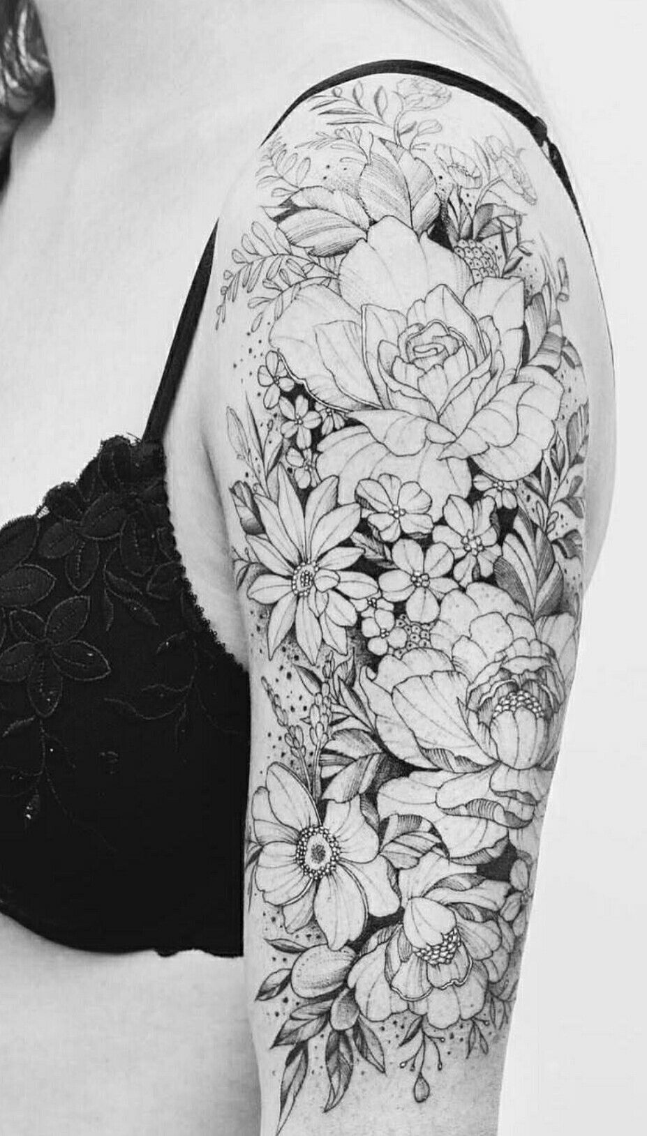 By Triton Shoulder Tattoos For Women Tattoos Sleeve Tattoos For Women